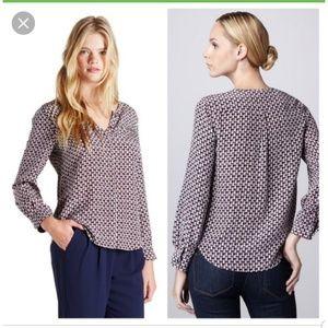 Joie sailboat blouse
